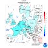 Sjeverna Irska: Rekordno niska temperatura za kolovoz nakon hladnog europskog tjedna