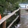 Potopljena Plitvička jezera, voda nosi šetnicu; Evakuiran muzej u Jasenovcu!