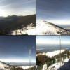 Pao prvi snijeg u planinama, u Dalmaciji orkanski udari bure i grmljavinsko nevrijeme (FOTO)