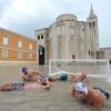 Zadar:  Najkišovitije ljeto