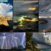 Fotografije koje su oduševile svijet od ponedjeljka u Dubrovniku: Izložba dubrovačkih lovaca na oluje