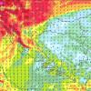 Novi udar ciklone Antonela: U dijelu unutrašnjosti moguće poplave, udari vjetra do 100km/h