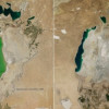 Presušilo jezero, nekada četvrto po veličini na svijetu!
