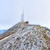 Zimska idila u planinama Hrvatske i regije: Vrh Biokova uz -4°C okovan u inje i snijeg (FOTO)