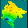 Rekordna kiša u Crnoj Gori
