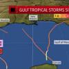 """Meksički zaljev: Rekordno duga """"uraganska suša"""""""