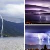 Nevrijeme poharalo Dalmaciju: Pijavica udarila o obale Hvara, u Brelima palo 100 litara kiše