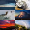 Prisjetimo se meteorološke 2016. u Hrvatskoj kroz 100 fotografija