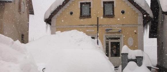 Kad snijeg zamete: Snježna reportaža iz Gorskog kotara (FOTO)