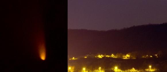 Crometeo foto objektivi snimili komet Panstarrs (FOTO)