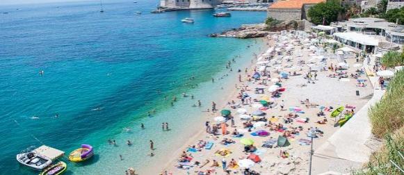 Dubrovnik postavio novi temperaturni rekord za srpanj!