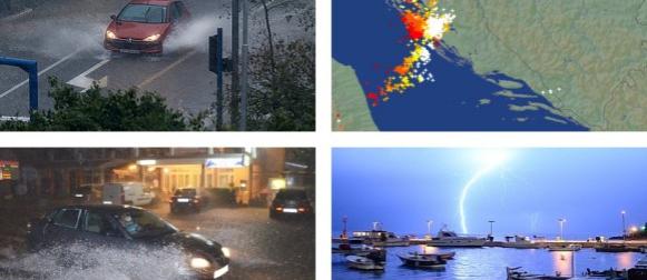 Oliva Rijeci donijela najkišovitiji dan u povijesti meteoroloških mjerenja! (FOTO, VIDEO)