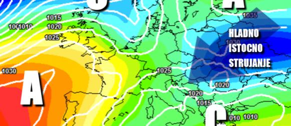 Analiza sinoptičke situacije nad Europom do kraja siječnja: Zima ima šansu!
