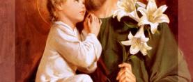 Za proljetno buđenje Josip kuca, a drvo puca (Sveti Josip zaštitnik Hrvata 19.ožujka)