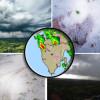Superćelijski oblak s katastrofalnom tučom pogodio sjeverozapad Istre (FOTO, VIDEO)