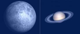 Večeras na nebu: Bliski susret Mjeseca i Saturna