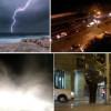 Ciklona Celesta donijela olujno jugo, pijavicu kod Splita i vrlo obilne oborine srednjoj Dalmaciji (FOTO)