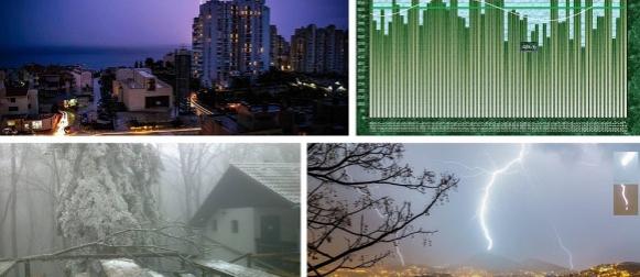 Petak uz ciklonu Feliks: Najkišovitija godina u Splitu od početka službenih mjerenja, ledena kiša lomila stabla na Ivanščici