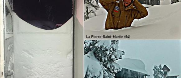 Pirineje zatrpao obilan snijeg: U jednom danu palo 259 cm (FOTO, VIDEO)