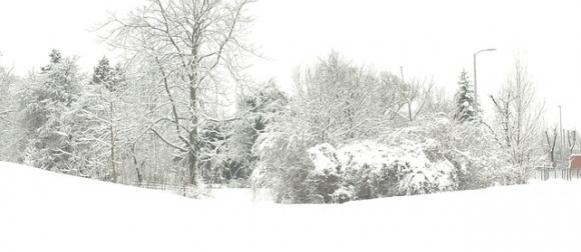 Hrvatska pod snijegom: Begovo Razdolje 163 cm