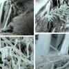 Pogledajte zimsku čaroliju zaleđene okolice slapa Krčića