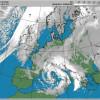 Ciklona Luka: Obilna kiša na Jadranu