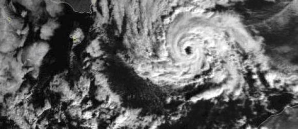 Medicane – mediteranski uragan!