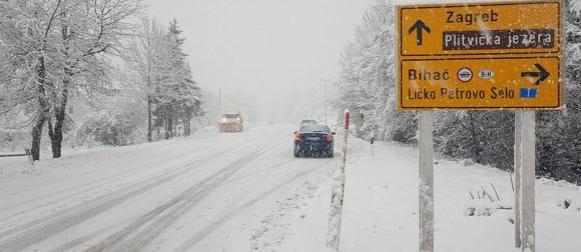 Ciklona Nestor: Kiša, snijeg, bura…