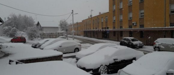 Zimski početak klimatološke zime