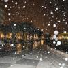 Snježna noć  u Dalmaciji i Slavoniji