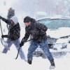Divlje vrijeme u SAD-u: Snježna oluja, tornada, požari…