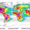 Gotovo 9 milijardi udara munja na Zemlji u zadnjih 5 godina