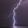 U Šibeniku u nekoliko sati palo više od polovice prosječne ljetne količine kiše