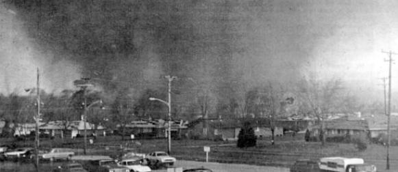 39 godina od najgoreg naleta tornada u 20. stoljeću (VIDEO)