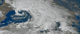 Vremeplov: Olujni početak studenog 2012. godine (ciklona Ladislav)