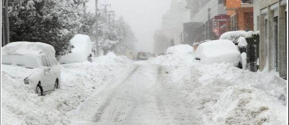 Prije 3 godine ciklona Samuel snijegom zatrpala velik dio zemlje (FOTO, VIDEO)