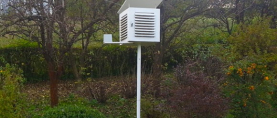 Tuhelj – puštena nova automatska meteorološka stanica