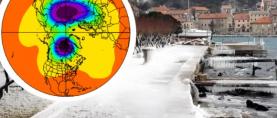 KOLUMNA Kako zbivanja u stratosferi određuju kakva nas zima očekuje?