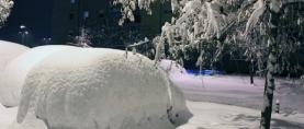 Prije točno godinu Ceres donio rekordni snijeg Zagrebu (FOTO)