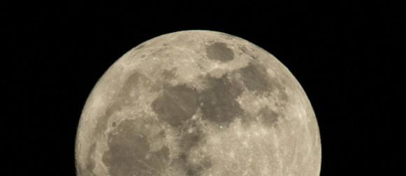 """Noćas nam nebo osvjetljava """"minimjesec"""", najmanji uštap u 2014."""