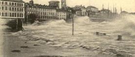 Ovako je izgledala snažna oluja u Splitu daleke 1910. godine!