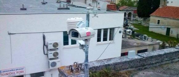 U rad puštena AMP Pirovac s panoramskom web kamerom!