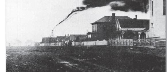 Ovo je prva fotografija tornada, snimljena prije točno 130 godina!