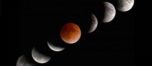 """Tko je uživao u prvom ovogodišnjem """"krvavom Mjesecu""""? (FOTO,VIDEO)"""