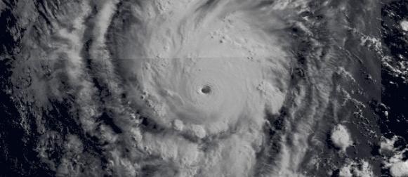 Amanda: Najjači svibanjski uragan na istočnom Pacifiku u znanoj povijesti