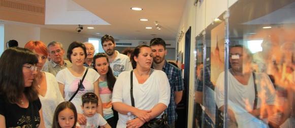 U Gradskoj knjižnici Šibenik otvorena Crometeo izložba fotografija (FOTO)