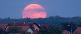 Večeras uživajte u izlasku punog Mjeseca