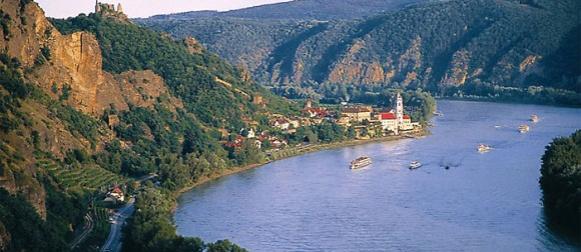 Na lijepom plavom Dunavu