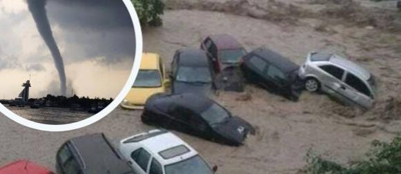 Katastrofalne poplave pogodile Bugarsku, tornado razarao Istanbul (FOTO, VIDEO)