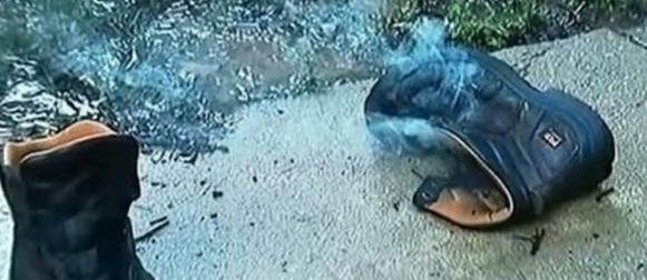 """Udarila ga munja: """"Jezik mi je krvario, čizme se pušile"""" (VIDEO)"""